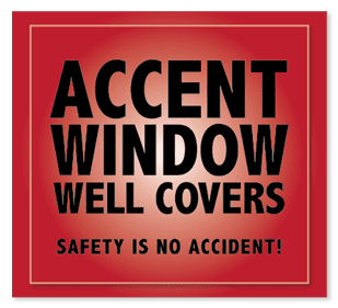 Accent Window Well Covers